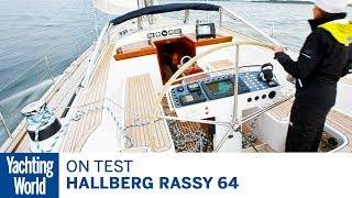 On test: Hallberg Rassy 64