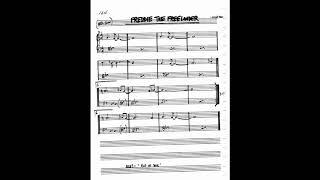 Freddie the Freeloader - Miles Davis - Backing track / Play Along