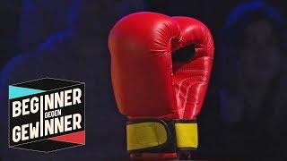 Boxen: Welches Handicap wählt Vadim für Tyron Zeuge? | Teil 1 | Beginner gegen Gewinner | ProSieben