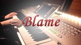 Blame | Calvin Harris feat. John Newman | Piano-Cover
