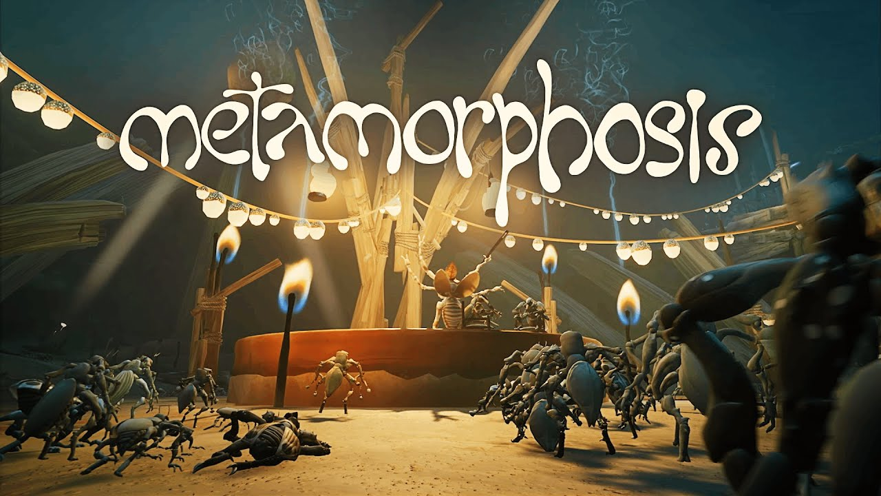 Metamorphosis | Official Gameplay Trailer | 2020 | (PC, XBOX, PS4 ...