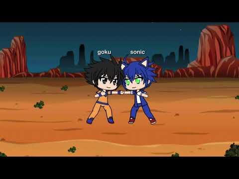 Battle Of Power 3 #3 Goku Vs Sonic