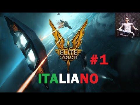 Elite Dangerous #1 - ITALIANO ITA - By Volscente HD