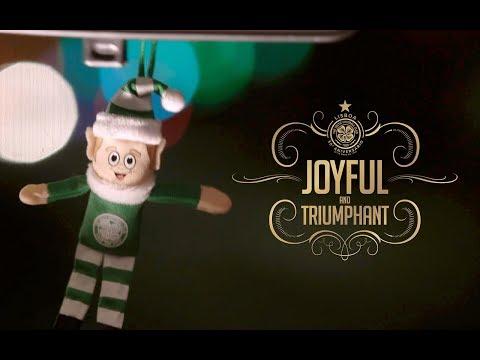 Celtic FC  Celtic Christmas Film 2017