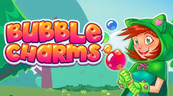 Bubble Charms Full Gameplay Walkthrough All Levels
