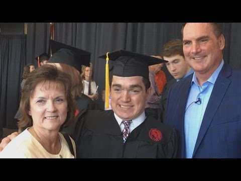 29-Year-Old Graduates College After Doctors Told Him He'd Only Live to Be 10