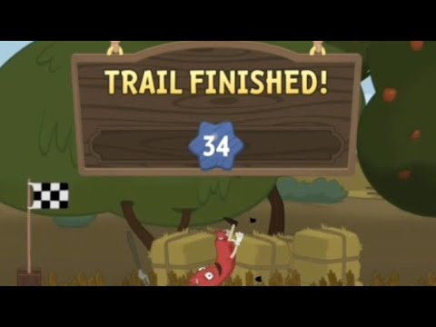WALK MASTER Game|TRAIL 34 Android Gameplay|Level 34 Completed