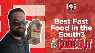 Cookout Review  The Best Fast Food in the South?