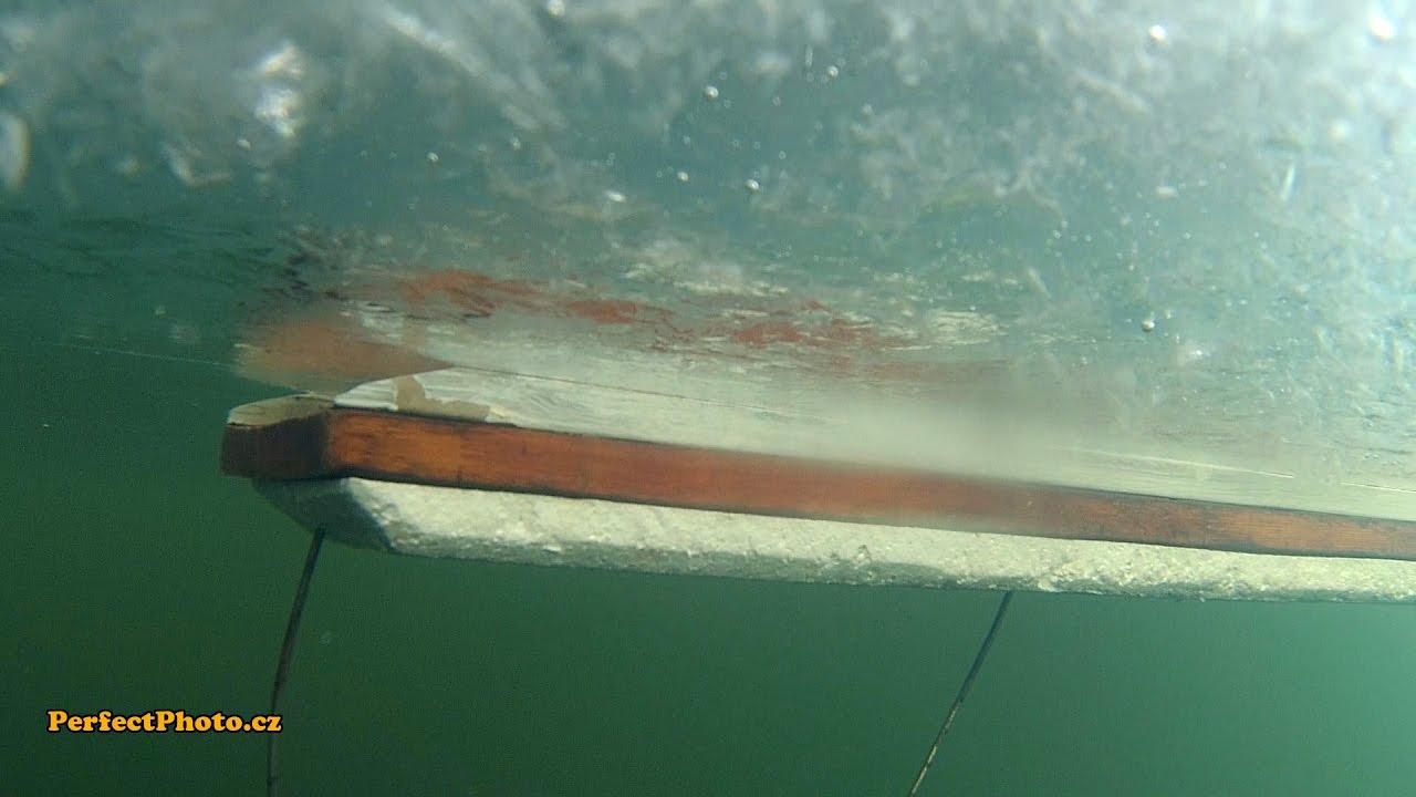 Как сделать протяжку подо льдом фото 782
