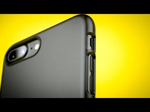 Spigen Thin Fit Case for iPhone 7 Plus - Review - Best slim iPhone 7 case!