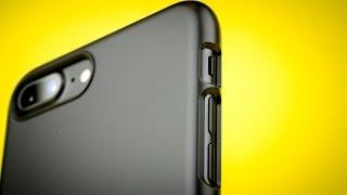 Spigen Thin Fit Case for iPhone 7 Plus - Review - Best slim iPhone 7 case!