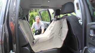 Solvit Waterproof Car Hammock Seat Cover