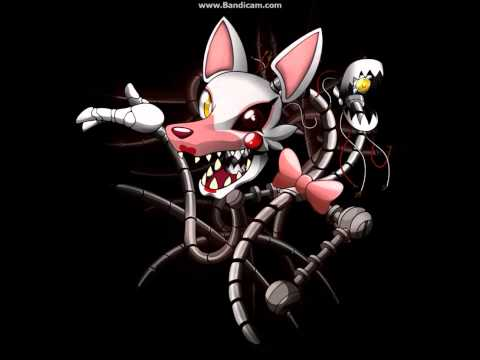The Mangle Five Nights at Freddy's Song For 4 Hours