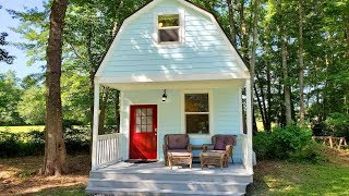 Amazing Tiny House For A Unique & Relaxing Vacay   Living Design For A Tiny House