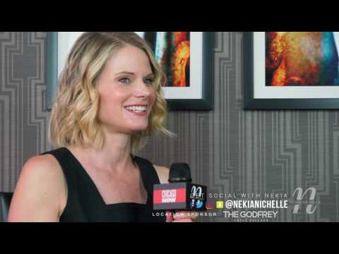 Joelle Carter Opens Up About Chicago Justice, Castmates  Acting Career