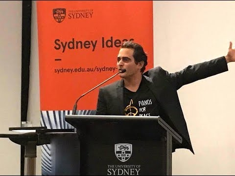 Malek Jandali | Sydney Ideas Forum | The War in Syria and the Destruction of Culture