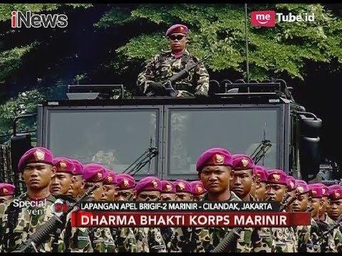 Upacara Militer Peringatan Perayaan HUT Ke-72 Marinir - Special Event 15/11
