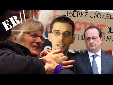 JACQUELINE SAUVAGE OBTIENT LA GRÂCE PRÉSIDENTIELLE!!