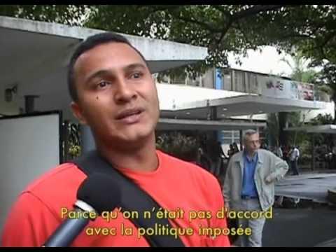 Bruxelles - Caracas - Documentaire sur Hugo Chavez