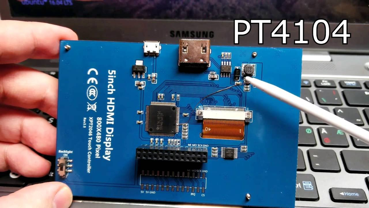 $20 HDMI Display for Raspberry Pi and How To Make It Better!