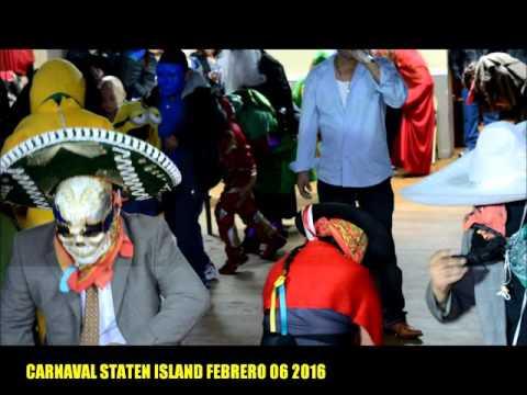 CARNAVAL STATEN  ISLAND FEBRERO 06 2016