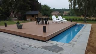 Покрытие для бассейна Cover - Pools