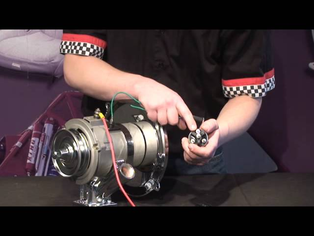 VW & DUNE BUGGY ALTERNATOR WIRING - YouTubeYouTube