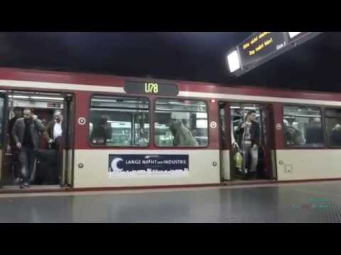 Metro/U-Bahn of Düsseldorf, Germany ( Stadtbahn)