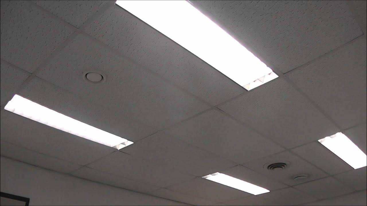 Verschil opstarttijd conventionele tl en led tl verlichting youtube