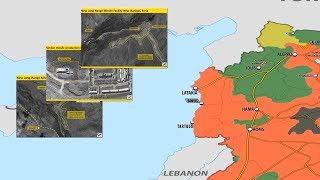 17 августа 2017. Военная обстановка в Сирии. Иран строит ракетный завод в Сирии, Израиль обеспокоен.