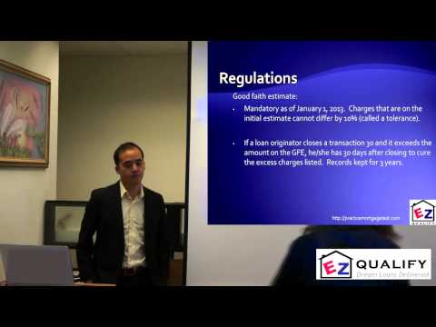 NMLS Loan License Training & Review Part 1 of 2 HD