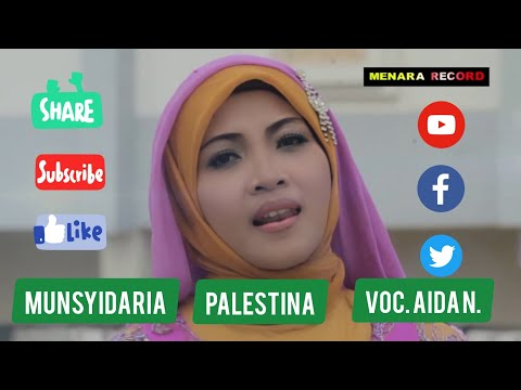 MUNSYIDARIA - DAMAILAH PALESTINA [OFFICIAL VIDEO HD 1080]