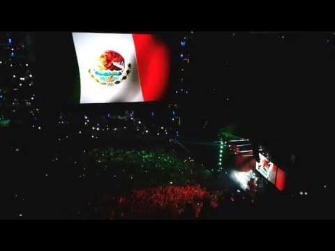 Dash Berlin Arena Ciudad de Mexico, World Tour 2013