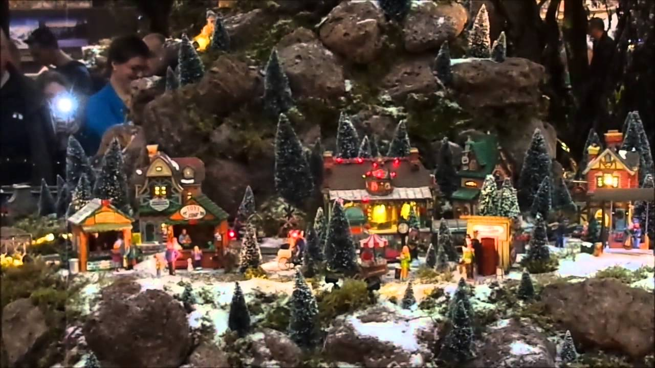 2014 intratuin duiven kerstdisplay youtube for Intra tuin duiven