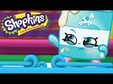 SHOPKINS - THE SHOPPING CART | Cartoons For Kids | Toys For Kids | Shopkins Cartoon