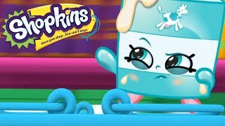 SHOPKINS - THE SHOPPING CART   Cartoons For Kids   Toys For Kids   Shopkins Cartoon