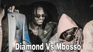 Diamond Platnumz na Mbosso Ndani ya Zanzibar na Kushindana Kunyanyua...