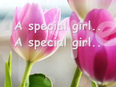 Special Girl By America