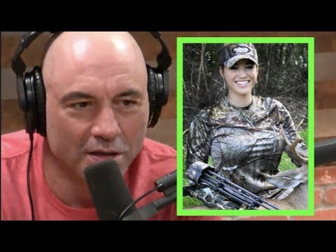 Joe Rogan On Female Hunters