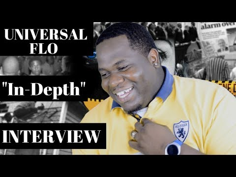 UNIVERSAL FLO Discusses Work Ethic, Time Being Money and Artist Influence [Part 1]