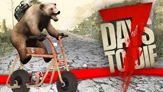 7 Days to Die, Moto e Bazooka! 66