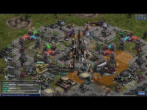 WAR COMMANDER: 4 VS 1 Attack Me 9 FEB 2018
