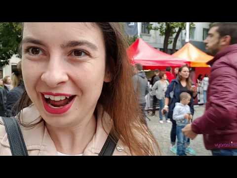 TRIP TO PLOVDIV | AUTUMN KAPANA FEST |  Bulgaria Travel Vlog