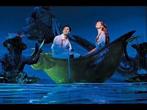 """Disney's Little Mermaid on Broadway - """"She's In Love"""""""
