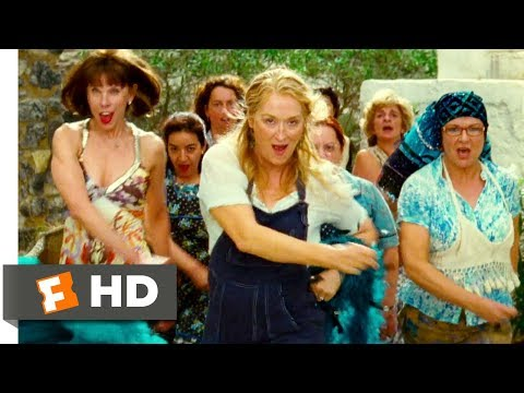 Mamma Mia! (2008) - Dancing Queen Scene (3/10) | Movieclips