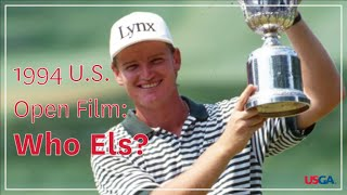 "1994 U.S. Open Film: ""Who Els?"""