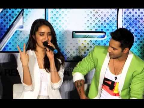 ABCD 2 Actress Lauren Gottlieb Is A Dancing Queen & Diva ,Says Shraddha Kapoor