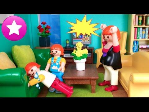 playmobil 31 expulsan a las gememalas del colegio youtube. Black Bedroom Furniture Sets. Home Design Ideas