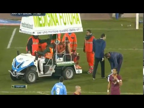 Strootman injury / Strootman infortunio