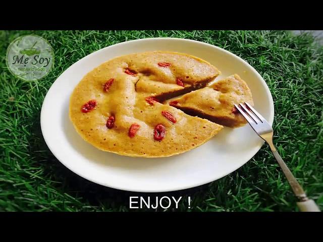 Chế Biến Món Bánh Ngô Hấp Kỷ Tử Cho Bé Ăn Dặm Nhé Các Mẹ !